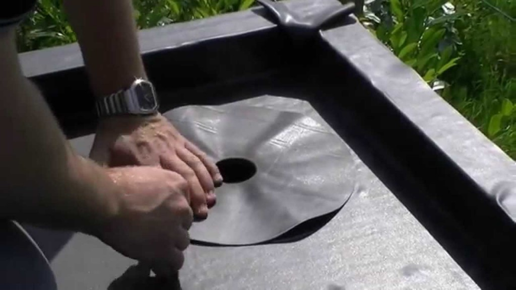 plat dak reparatie