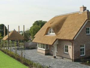 Rieten dak: Wat zijn de kosten per m2 voor het laten aanleggen?