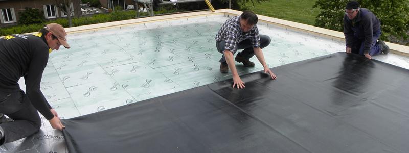 isolatie-plat-dak-aanbrengen